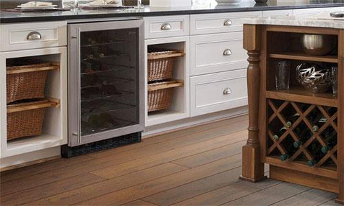Износостойкость ламинированных панелей на кухне