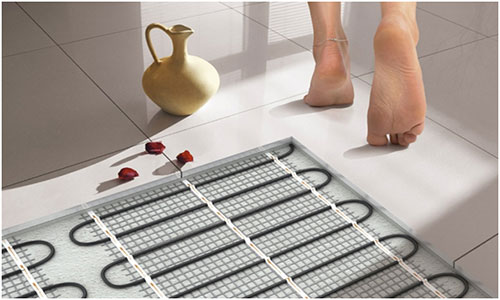 Комфортность керамической плитки на кухне