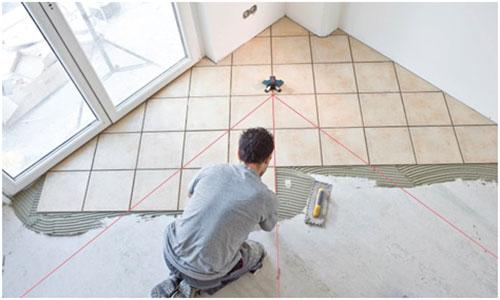 Сложность укладки кухонной керамической плитки