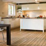 Укладка ламината на кухне своими руками