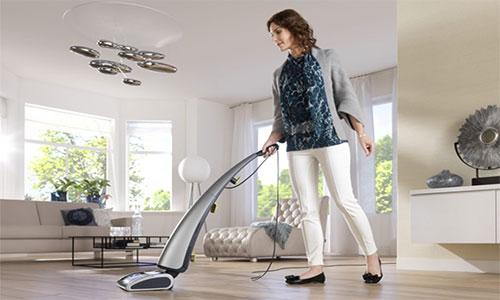 Можно ли использовать моющий пылесос для уборки ламината