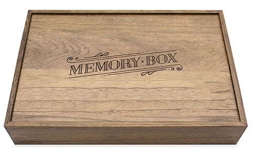 Ящик для хранения из ламината
