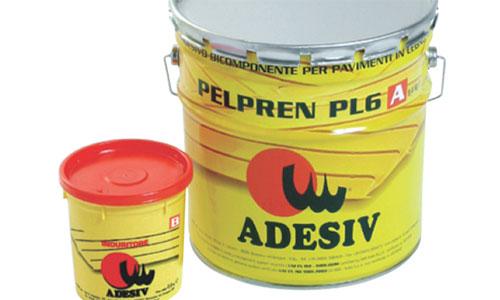 Клей ADESIV PELPREN PL6