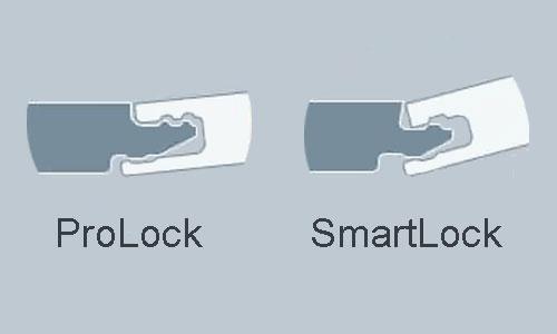 Замки для ламината ProLock и Smartlock